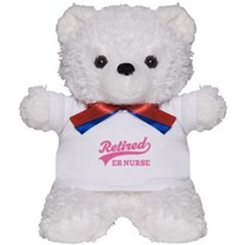 Retired ER Nurse Teddy Bear