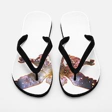 Angel - Cosmic Flip Flops