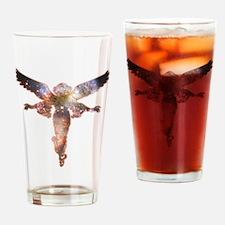 Angel - Cosmic Drinking Glass