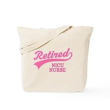 Retired NICU Nurse Tote Bag