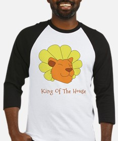 King Of The House Baseball Jersey