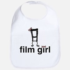 Film Girl Bib