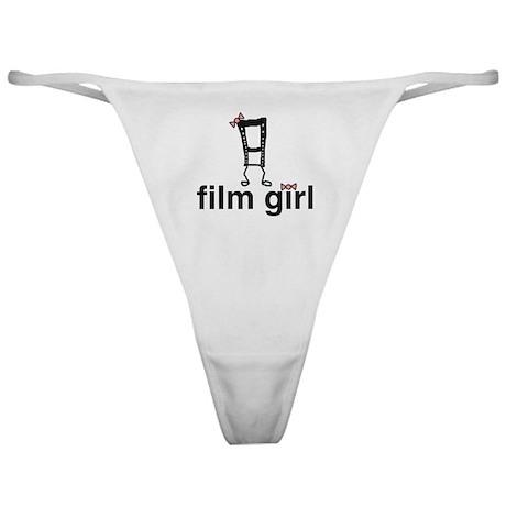 Film Girl Classic Thong