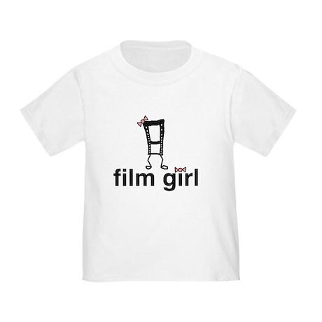 Film Girl Toddler T-Shirt