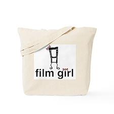Film Girl Tote Bag