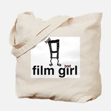 Film Girl Tote Bag