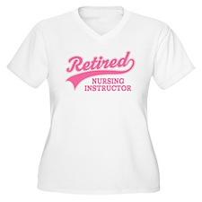 Retired Nursing Instructor T-Shirt