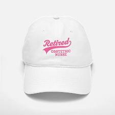 Retired Obstetric Nurse Baseball Baseball Cap