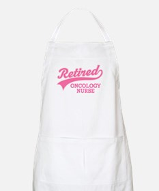 Retired Oncology Nurse Apron