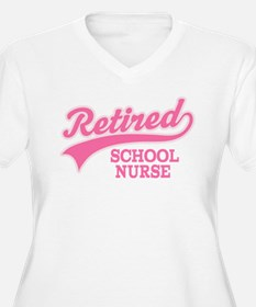 Retired School Nurse T-Shirt