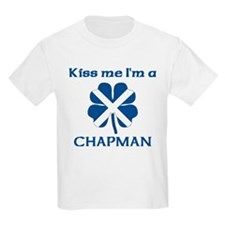 Chapman Family Kids T-Shirt