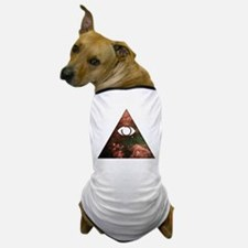 All Seeing - Cosmic Dog T-Shirt