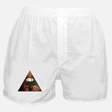 All Seeing - Cosmic Boxer Shorts