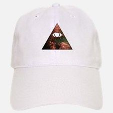 All Seeing - Cosmic Baseball Baseball Baseball Cap