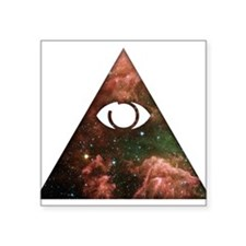 All Seeing - Cosmic Sticker