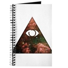 All Seeing - Cosmic Journal
