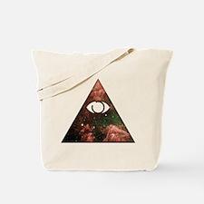All Seeing - Cosmic Tote Bag