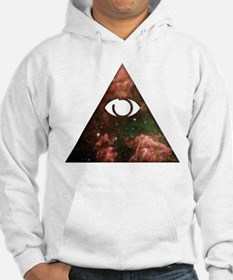 All Seeing - Cosmic Hoodie