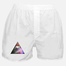 All Seeing Cosmic Eye Boxer Shorts