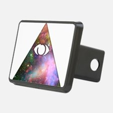 All Seeing Cosmic Eye Hitch Cover