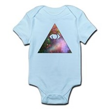 All Seeing Cosmic Eye Body Suit