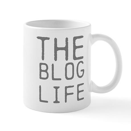 The Blog Life Mug