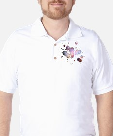 Cosmic Splatter T-Shirt