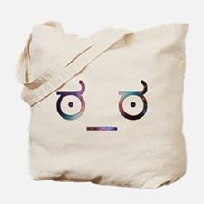 Serious Face - Cosmic Tote Bag