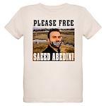 FREE SAEED - Organic Kids T-Shirt