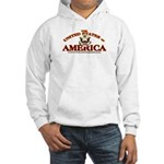 The United States of America Hooded Sweatshirt