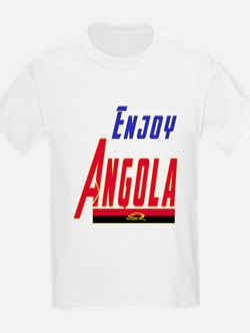 Angola Designs T-Shirt