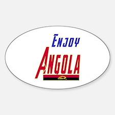 Angola Designs Decal