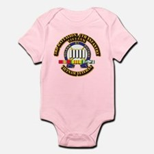 3rd Battalion, 7th Infantry Infant Bodysuit