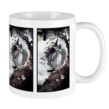 All Hallow's Witch Mug