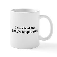 I Survived Hatch Implosion Lefty Mug