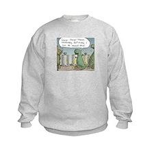 T-Rex Toilet Sweatshirt