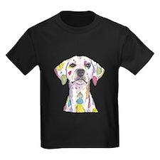 Rainbow Dalmation T-Shirt