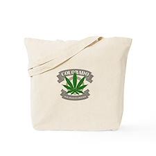 Colorado Weed Tote Bag