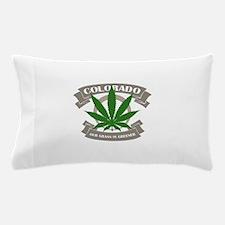 Colorado Weed Pillow Case