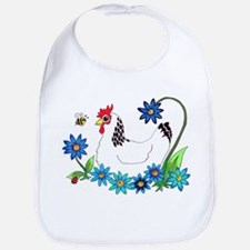 SPRING IS IN THE AIR Bib