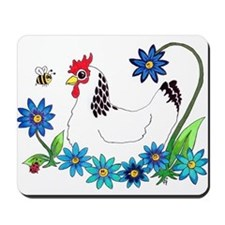 SPRING IS IN THE AIR Mousepad