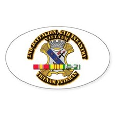 2nd Battalion, 8th Infantry Decal