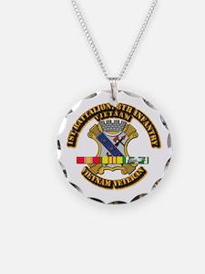 1st Battalion, 6th Infantry Necklace