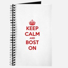 Keep Calm and Boston Journal