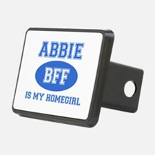 Abbie is my homegirl Hitch Cover