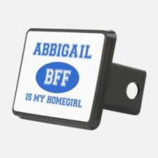 Abbigail is my homegirl Hitch Cover