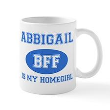 Abbigail is my homegirl Mug