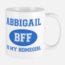 Abbigail is my homegirl Mug