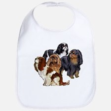 toy spaniel group Bib