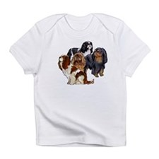 toy spaniel group Infant T-Shirt